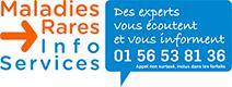 Logo Maladies Raresr Info Services